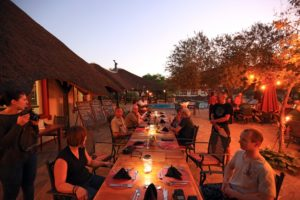 Lodge Safari Namibia
