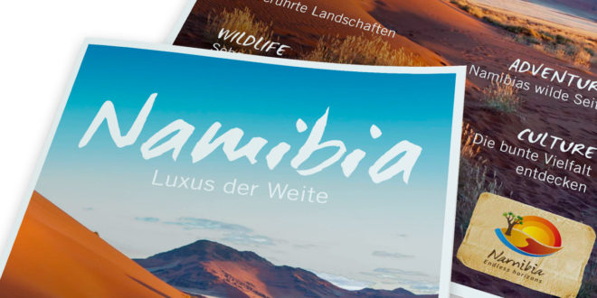 Namibia Reisemagazin Gratis Online Ansehen Oder Bestellen